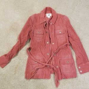 Old Navy Corduroy Utility Jacket